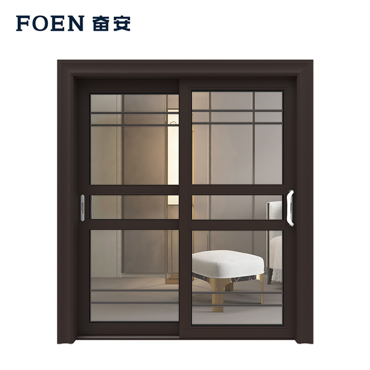 Customize system sliding door